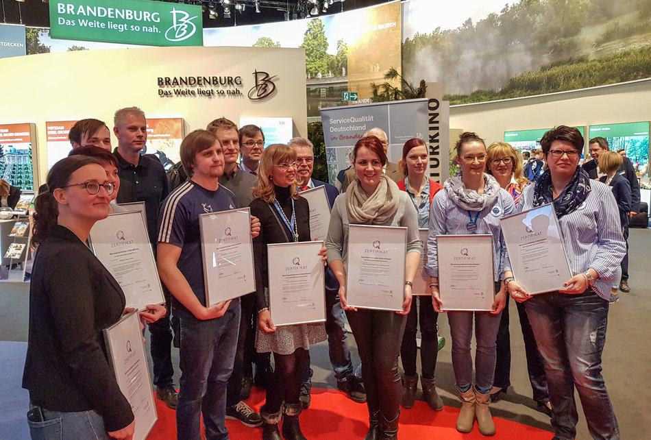 Das Spreewelten Bad Lübbenau erhielt erneut das Qualitätsgütesiegel.