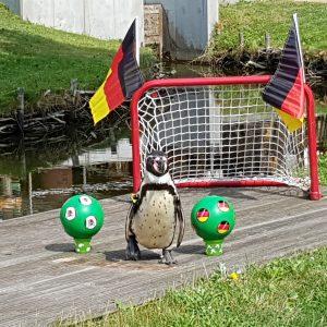 Unentschieden im ersten Spiel Deutschlands