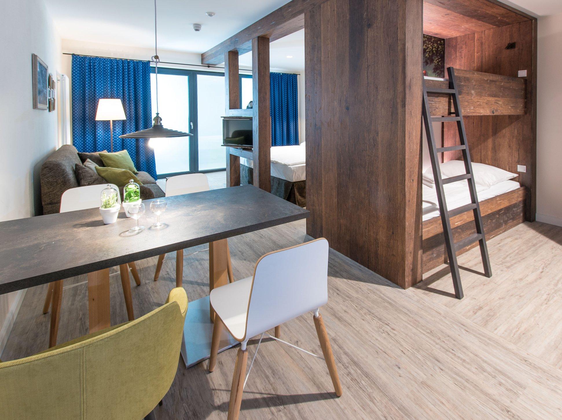 Hotelzimmer im Spreewelten Hotel