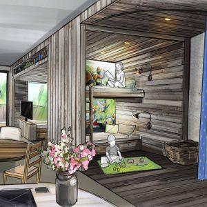 Neues Spreewelten Hotel lädt zum Tag der offenen Tür am 16.2.