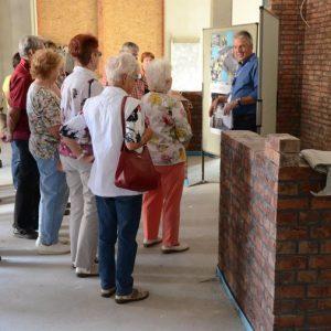 700 Besucher auf der SPREEWELTEN-Baustelle
